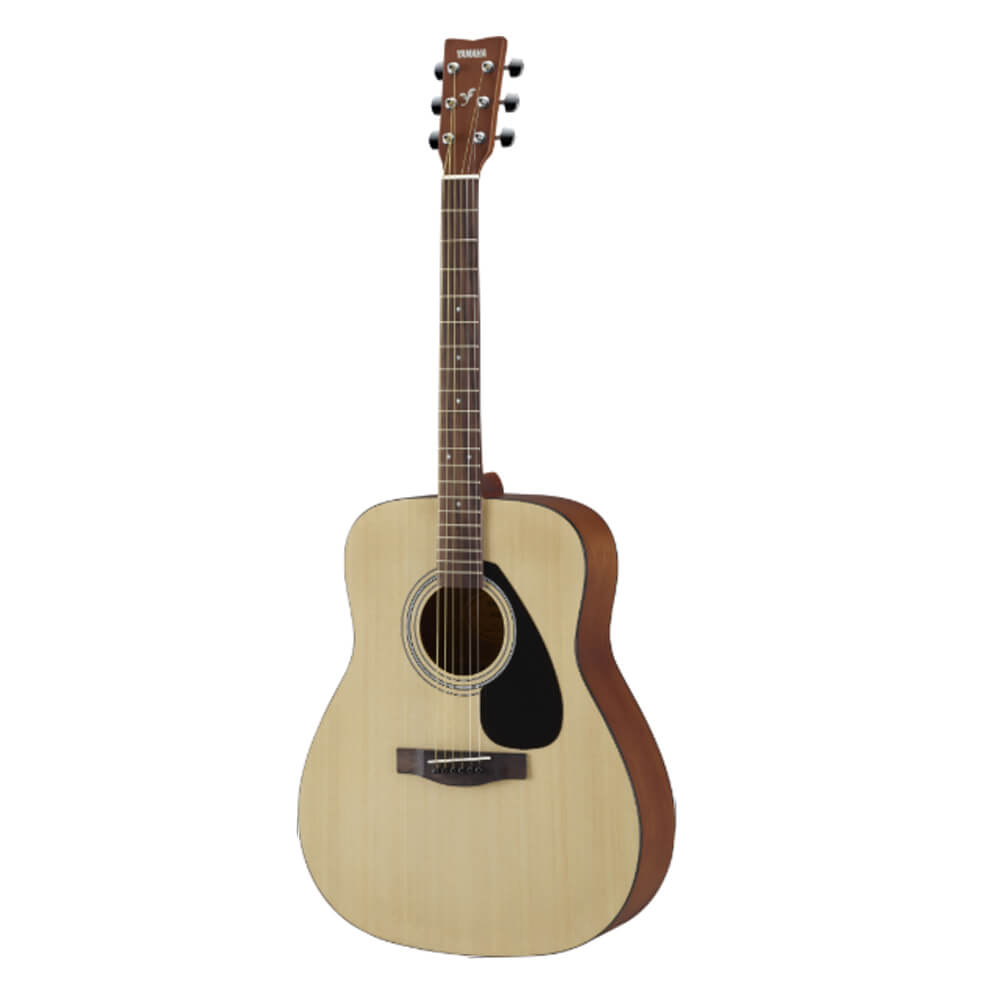 Yamaha F280 F Series Natural Acoustic Guitar Devmusical