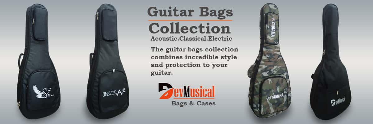 The Best Guitar Bags and Gig Bags to Carry and Protect Your Guitar