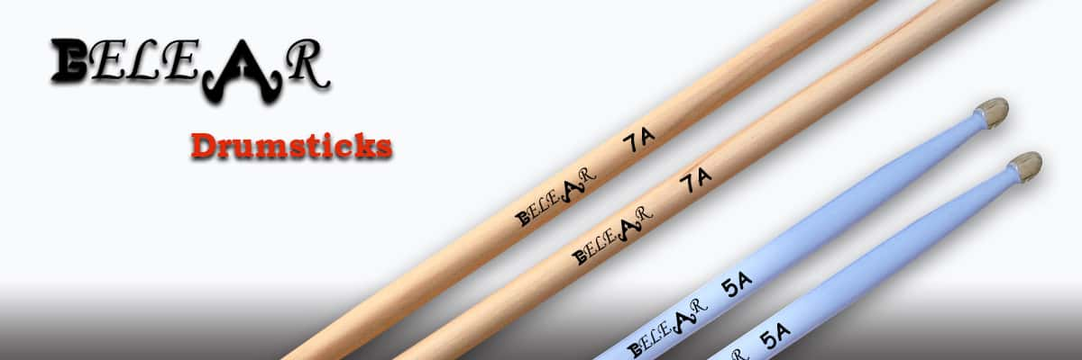 The Best Drumsticks 2021 for Beginners and Pro Drummists