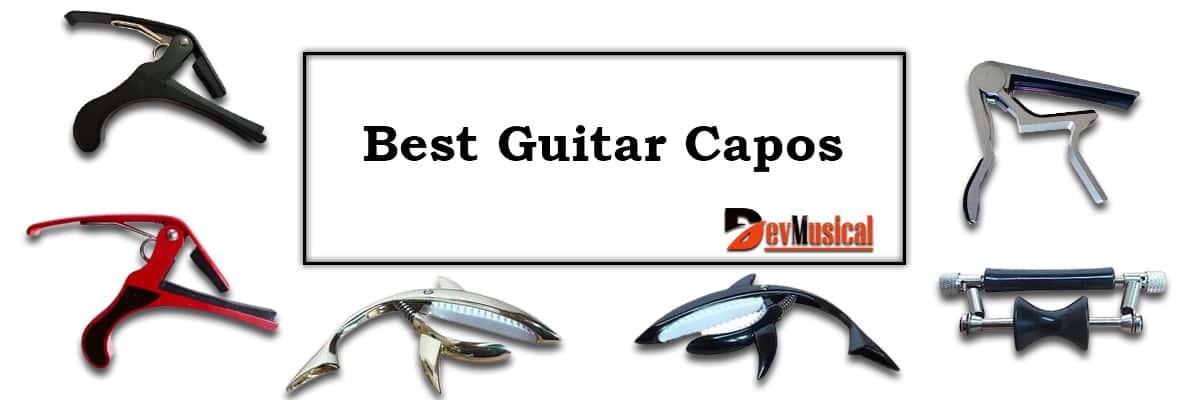 The Best Guitar Capos 2021 for Ukuleles Banjos Mandolins