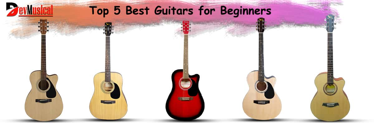 Top 5 Best Guitars for Beginners in India 2021