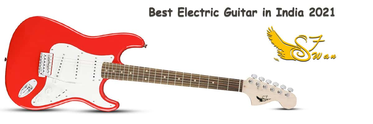 Swan7 Electric Guitar: Best Selling Electric Guitar in India 2021