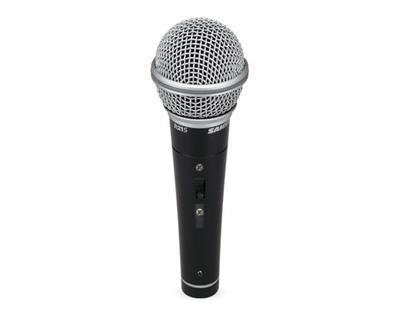 Samson Dynamic Microphone R21S Cardiod Dynamic Mic  3 pack W switch