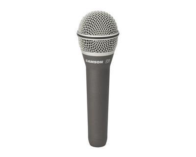 Samson Dynamic Microphone Q 8-Cardioid Dynamic Microphone