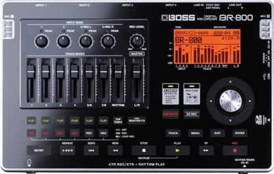 Roland Digital Recorder Br 800