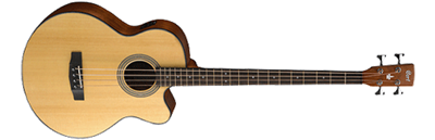 Cort SJB5F NS Electro Acoustic Guitar
