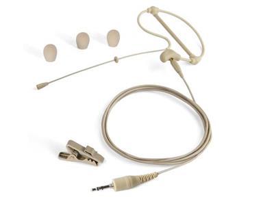 Samson Wirless System Se 50C Headworn Condenser Microphone Cocoa