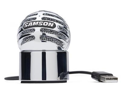 Samson Usb Microphone Meteors Microphone-Usb Studio  Microphone