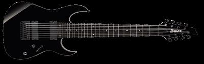Ibanez RG8 BK Electric Guitar