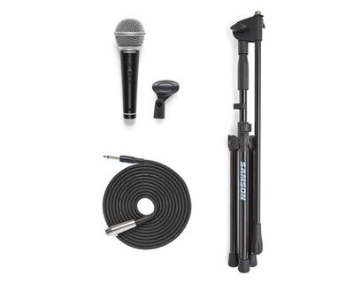 Samson Contractor Microphone Vp 10-Microphone Package