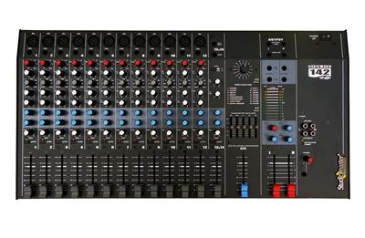Studiomaster Mixer C 142  Efx