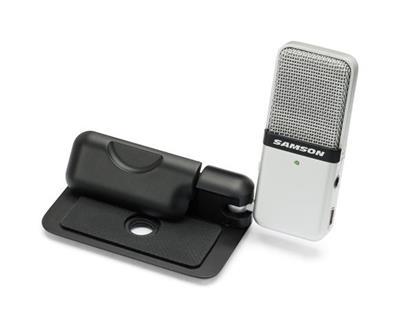 Samson Usb Microphone Go Mirophone-Portable Usb Condenser Mic