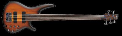 Ibanez SRF705-BBF Bass Guitar