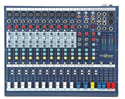 Studiomaster Mixer Air X 14