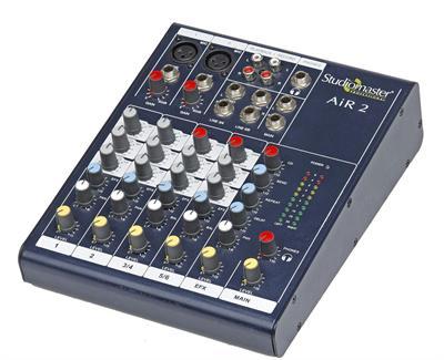 Studiomaster  Min Mixer Air 2