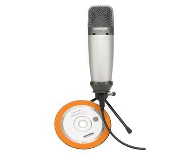 Samson Microphone C03 Multi Pattern Condenser Mic