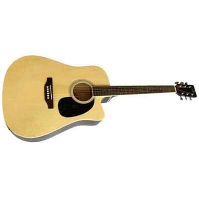 Pluto HW41C-201 Acoustic Guitar