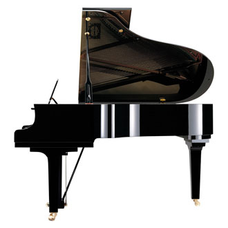 Yamaha C3 Grand Piano With Bench