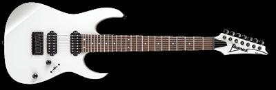 Ibanez RG7421 BK Electric Guitar