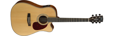 Cort MR710F Electro Acoustic Guitar