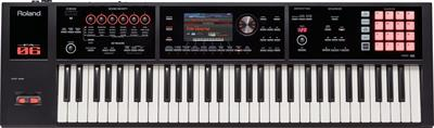 Roland Music Workstation Fa 06