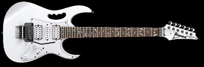 Ibanez JEM JR WH Electric Guitar