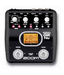 Zoom G2NU with Adaptor Guitar Effect Pedal