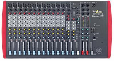 Studiomaster Multi Purpose Mixer Ds 12 U