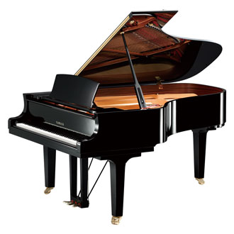 Yamaha C6 Grand Piano With Bench