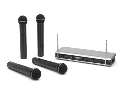Samson Stage Wireless Systemstage 466 Handheld System W Four Ht 6