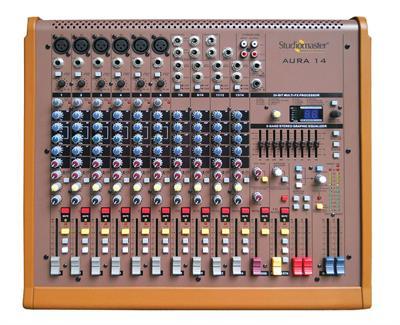 Studiomaster  Mixer  Aura  14