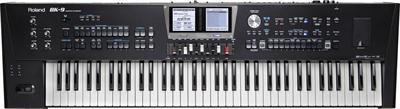 Roland Backing Keyboard Bk 9