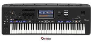 Yamaha Genos EX 76 Keys Digital Workstation