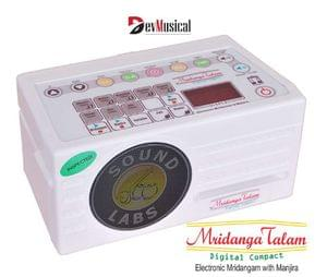 Mridanga Talam Compact Electronic