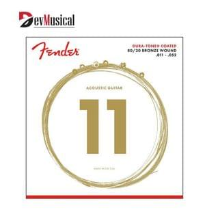 Fender 880CL 11 52 Acoustic 80 20 Guitar Strings