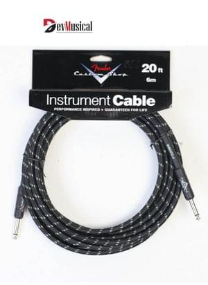Fender Custom Shop Guitar Cable Tweed 20