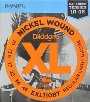 DAddario EXL110BT Electric Guitar String Set