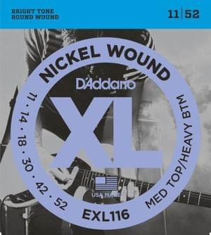 DAddario EXL116 Electric Guitar String Set
