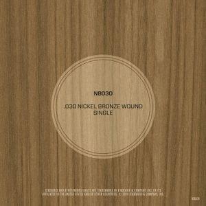 DAddario NB030 Nickel Bronze Wound Acoustic Guitar String