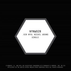 DAddario NYNW028 NYXL Nickel Wound Electric Guitar Single String