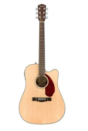 Fender CD140SCE NAT Semi Acoustic Guitar