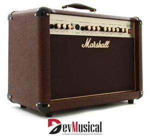 Marshall Acoustic Soloist AS50D 50W Combo Guitar Amplifier