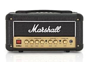 Marshall DSL1HR 1W Tube Guitar Amplifier Head