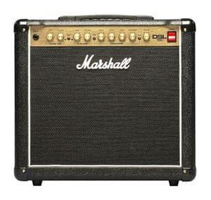 Marshall DSL15C 15 Watt Tube Combo Guitar Amplifier