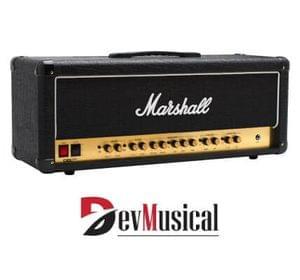 Marshall DSL100HR 100W Tube Guitar Amplifier Head