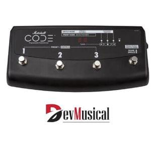 Marshall PEDL91009 4 way footswitch for Code Amplifiers