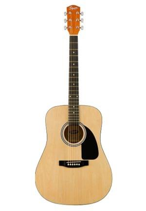 Fender SA150 NAT Squier Dreadnought Acoustic Guitar