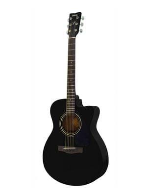 Yamaha FS100C Black Acoustic Guitar