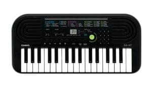 Casio Sa 47 Musical Electronic Keyboard