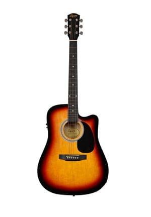 Fender Squier SA 105CE Fishman Pick Up Acoustic Guitar